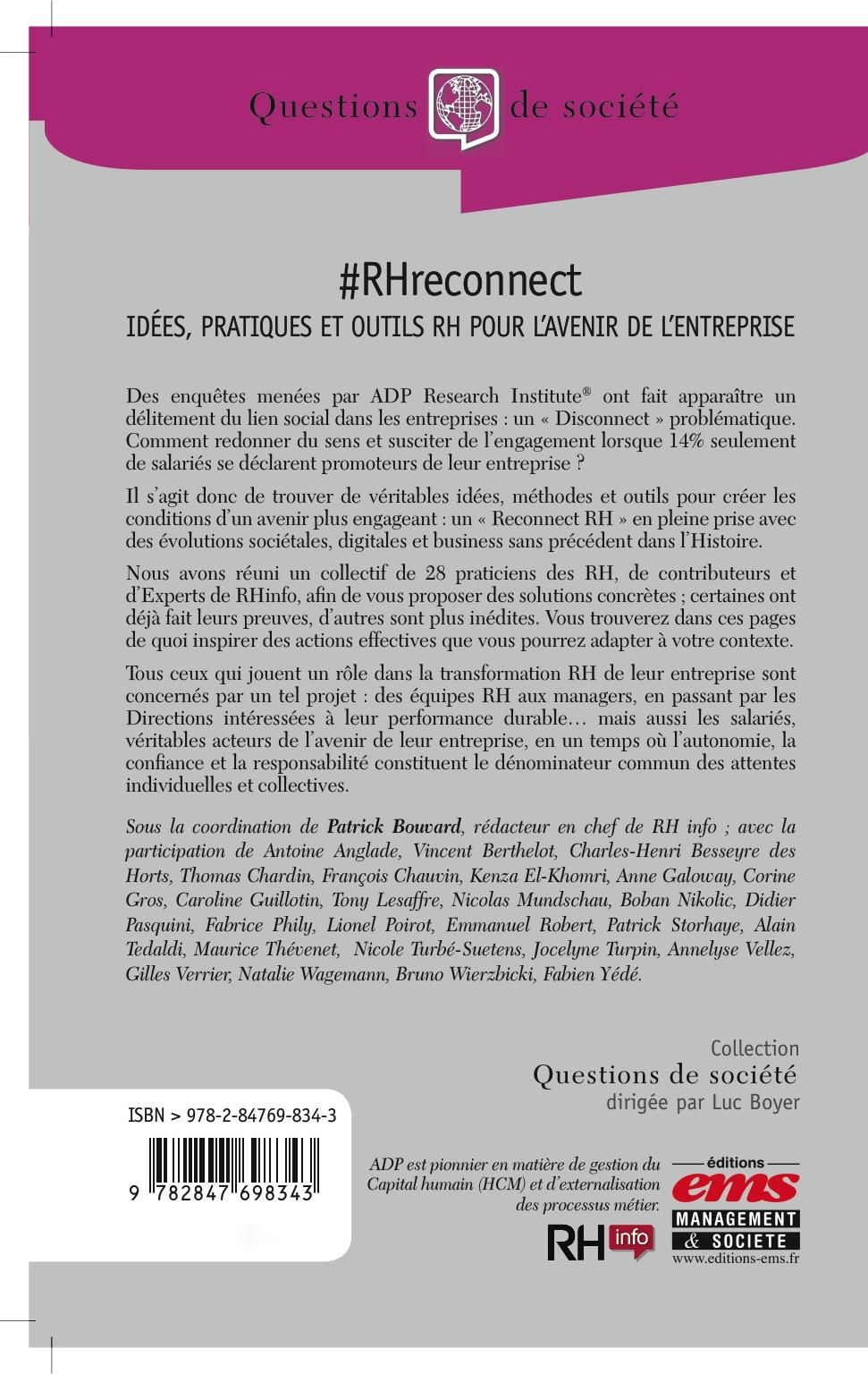 RHreconnect #RH